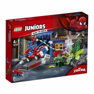 LEGO® JUNIORS  Spider-Man vs. Scorpion - Souboj na silnici 10754