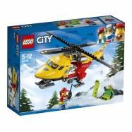 LEGO® CITY Záchranářský vrtulník 60179