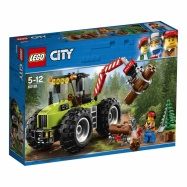 LEGO® CITY Traktor do lesa 60181