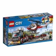 LEGO® CITY Tahač na přepravu těžkého nákladu 60183