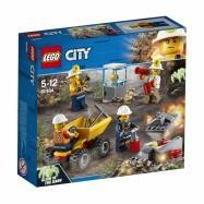 LEGO® CITY Důlní tým 60184