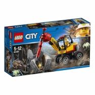 LEGO® CITY Důlní drtič kamenů 60185