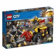 LEGO® CITY Důlní těžební stroj 60186