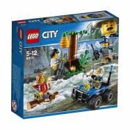 LEGO® CITY Zločinci na útěku v horách 60171