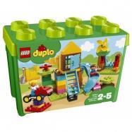 LEGO® DUPLO Velký box s kostkami na hřiště 10864