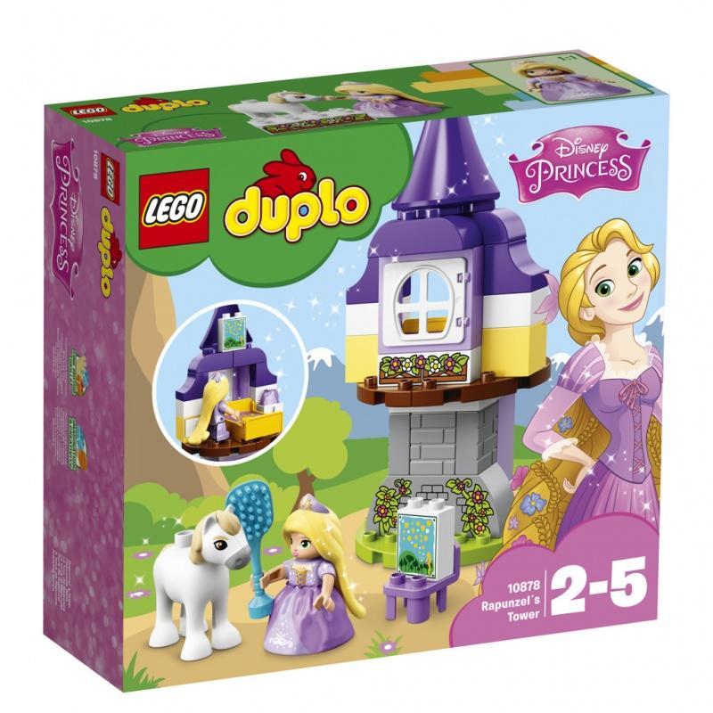 LEGO® DUPLO Locika a její věž 10878