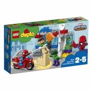 LEGO® DUPLO  Dobrodružství Spider-Mana a Hulka 10876