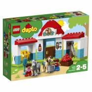 LEGO® DUPLO Stáje pro poníka 10868