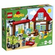 LEGO® DUPLO Dobrodružství na farmě 10869