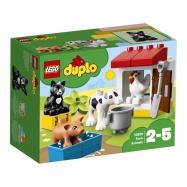 LEGO® DUPLO Zvieratká z farmy 10870