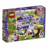 LEGO® FRIENDS Emma a umělecký stojan 41332