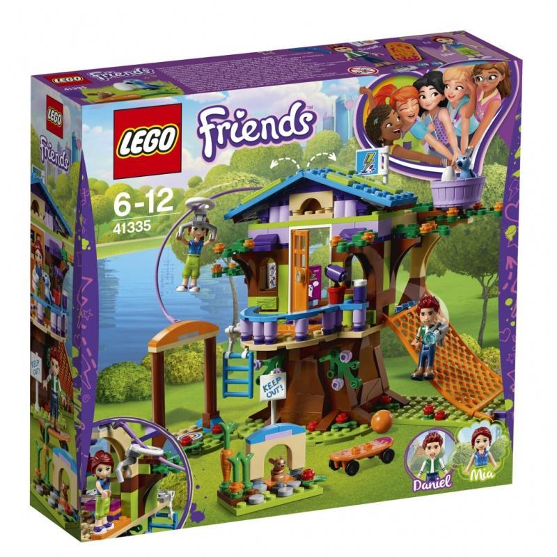 LEGO® FRIENDS Mia a její domek na stromě 41335