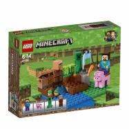 LEGO® MINECRAFT™ Melounová farma 21138