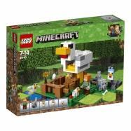 LEGO® MINECRAFT™ Kurník 21140