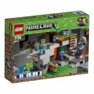 LEGO® MINECRAFT™ Jeskyně se zombie 21141