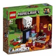 LEGO® MINECRAFT™Podzemní brána 21143