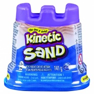 Kinetic sand základné kelímok s pieskom - rôzne farby 141g