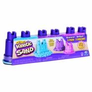 Kinetic sand balení 3 kelímků pastelových barev