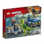 LEGO® Jurassic World Vozidlo pro záchranu Raptora 10757
