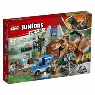 LEGO® Jurassic World Útěk T. rexe 10758