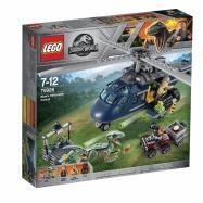 LEGO® Jurassic World Pronásledování Bluea helikop.. 75928