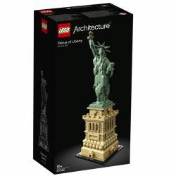 LEGO® ARCHITECTURE  Socha Svobody 21042