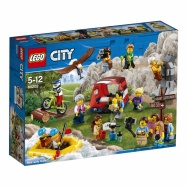 LEGO® CITY Sada postav – dobrodružství v přírodě 60202