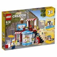 LEGO® CREATOR Cukrárna 31077