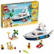 LEGO® CREATOR Dobrodružná plavba 31083