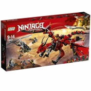 LEGO® NINJAGO™ Firstbourne 70653