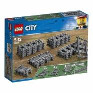Lego City Koľaje