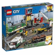 Lego City Nákladní vlak