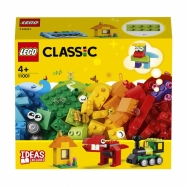 Klasyczne kostki i pomysły Lego