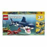 LEGO Creator - Morskie stworzenia 3w1 31088
