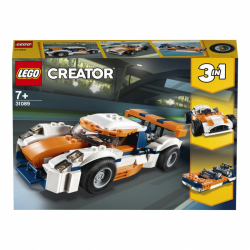 Lego Creator Závodné model Sunset 31089