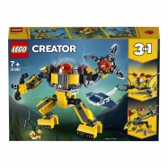 LEGO Creator - Podwodny robot