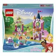 Lego Princezny Královská oslava Ariel, Šípkové Růženky a Tia