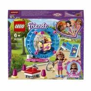 LEGO Friends - Plac zabaw dla chomików Olivii 41383