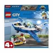 LEGO City - Policyjny patrol powietrzny
