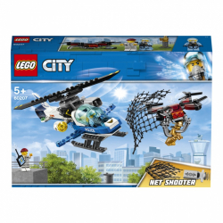 Lego City Letecká policia a dron