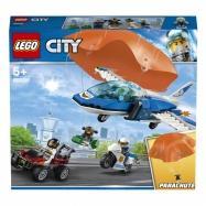 LEGO City - Aresztowanie spadochroniarza