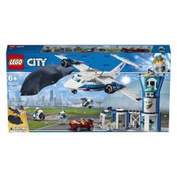 LEGO City - Baza policji powietrznej 60210