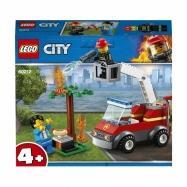 Lego City Grilovanie a požiar
