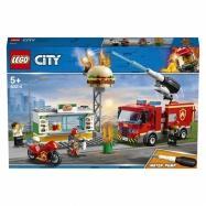 LEGO City - Na ratunek w płonącym barze