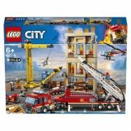 Lego City Hasiči v centre mesta