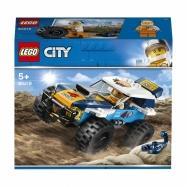 LEGO City - Pustynna wyścigówka 60218