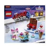 Lego Movie Nejroztomilejší přátelé Unikitty! 70822