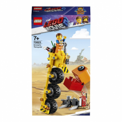 Lego Movie Emmetova tříkolka! 70823