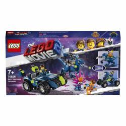 LEGO Movie - Terenówka Rexa 70826