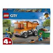 Lego City Smetiarske auto